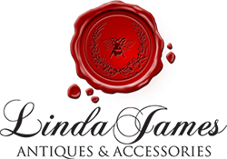 Linda James Antiques Logo