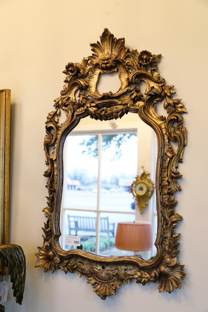 Linda James Antiques 18th Century Gilt Mirrors