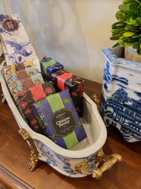 Linda James Antiques Seda France Decorative French Soap