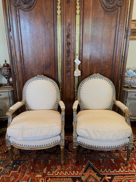 Linda James Antiques Antique Chairs