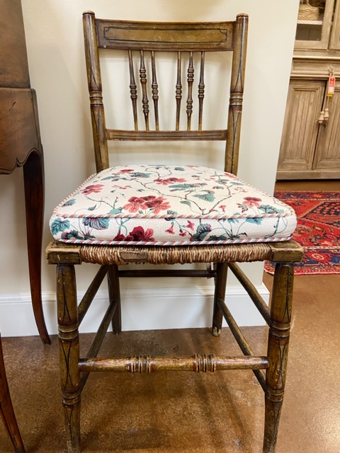 Linda James Antiques Country French Antique Chair